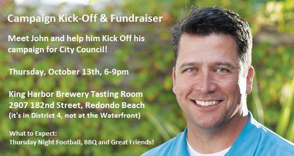Campaign Kick-Off & Fundraiser