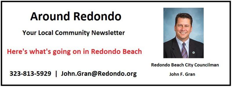 Around Redondo - White Header