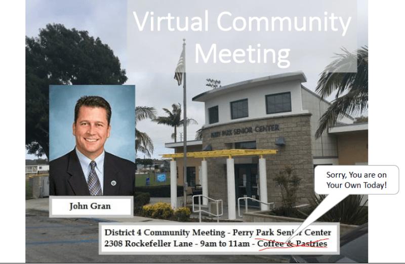 Virtual Meeting Header